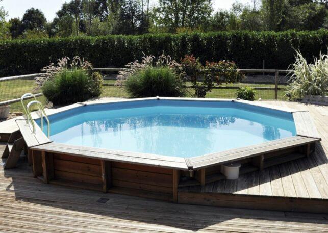 Zoom sur les piscines en bois fabriquées en France par Jardimagine