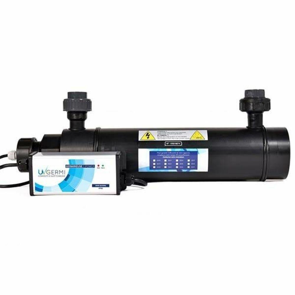 Zoom sur les systèmes de désinfection UV Germi Reuse© UV Germi / Centrocom