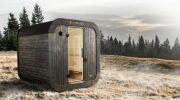 Zoom sur Suncube, des saunas finlandais design