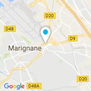 Plan Carte Piscine Look Design à Marignane
