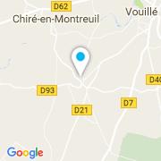 Plan Carte Piscines 86 à Vouillé