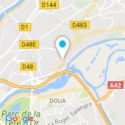 Plan Carte Royal Star Luxury Spa à Caluire-et-Cuire