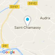 Plan Carte Idéal Périgord Polyester à Saint Chamassy