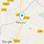 Plan Carte Entreprise de Werra à Parcoul