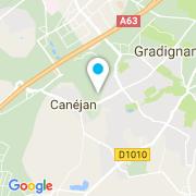 Plan Carte Azur Service à Canejan
