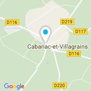 Plan Carte Blue Kit à Cabanac-et-Villagrains