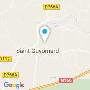 Plan Carte AVS Concept à Saint-Guyomard