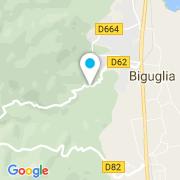 Plan Carte A.E.P. (Assainissement Electromécanique Piscine) à Biguglia