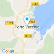 Plan Carte Jet Set Piscine Services à Porto-Vecchio