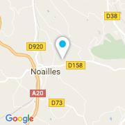 Plan Carte Piscineva (Caron) à Noailles