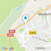 Plan Carte Eau Pure à Maxéville
