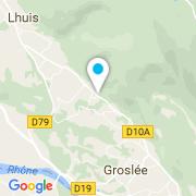 Plan Carte Piscines-kit à Lhuis