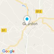 Plan Carte Technic Piscines à Gourdon