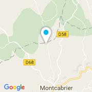 Plan Carte Joaquim Constructions à Montcabrier