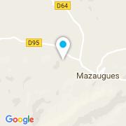 Plan Carte S.Composites à Mazaugues