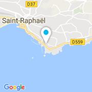 Plan Carte Groom Services à Saint-Raphaël